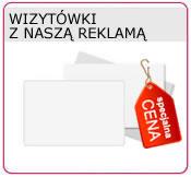 Wizytówki jednostonnez naszą reklamą - zawowdruk.pl, Wizytówki dwustonne, Wizytówki lakierowane, Wizytówki foliowane