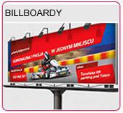 Billboardy BB12, Billboardy BB18, Druk solwentowy, druk wielkoformatowy