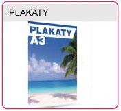Plakty pełny kolor  SRA3 / 420 x 320 /, Plakaty A3, Plakaty A4